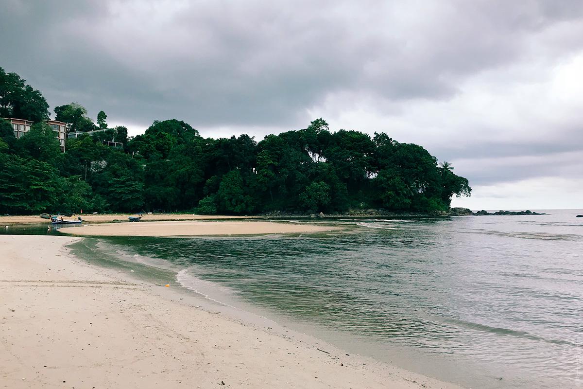 Пляж на Патонге