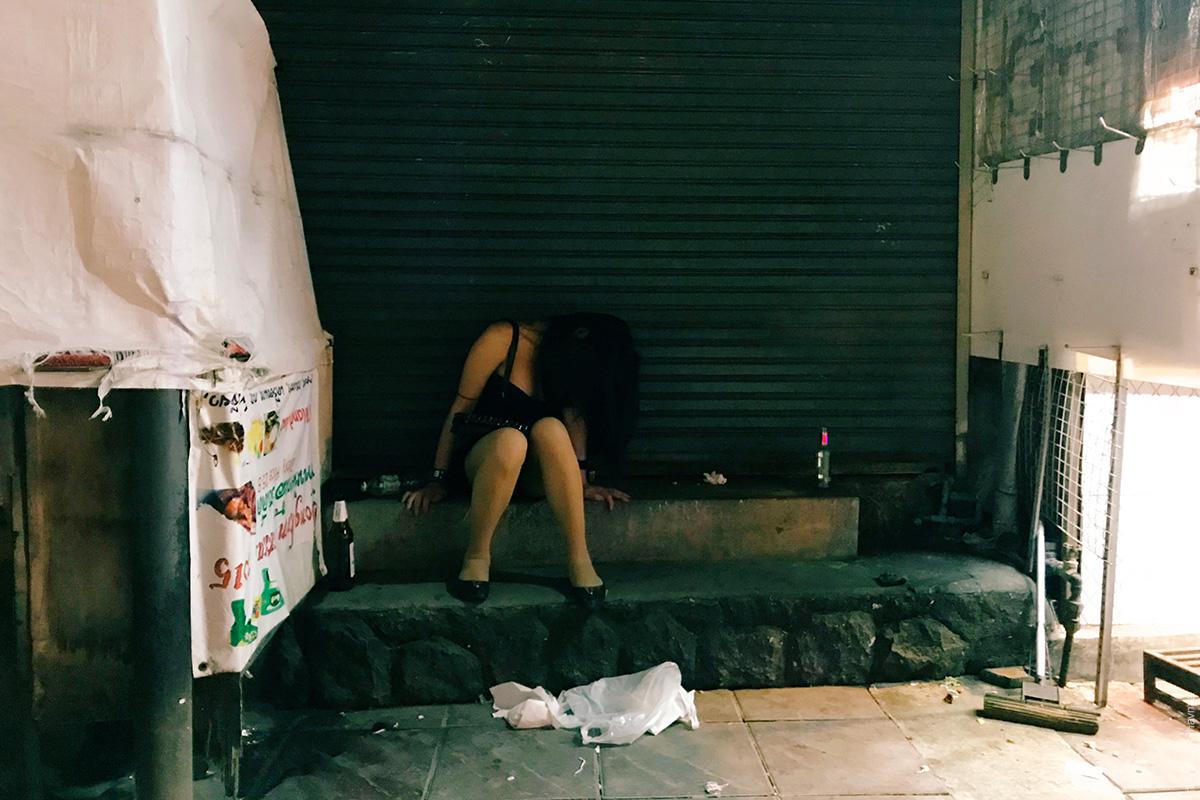 Пин-понг шоу. Проститутки. Бангла роуд на Патонге