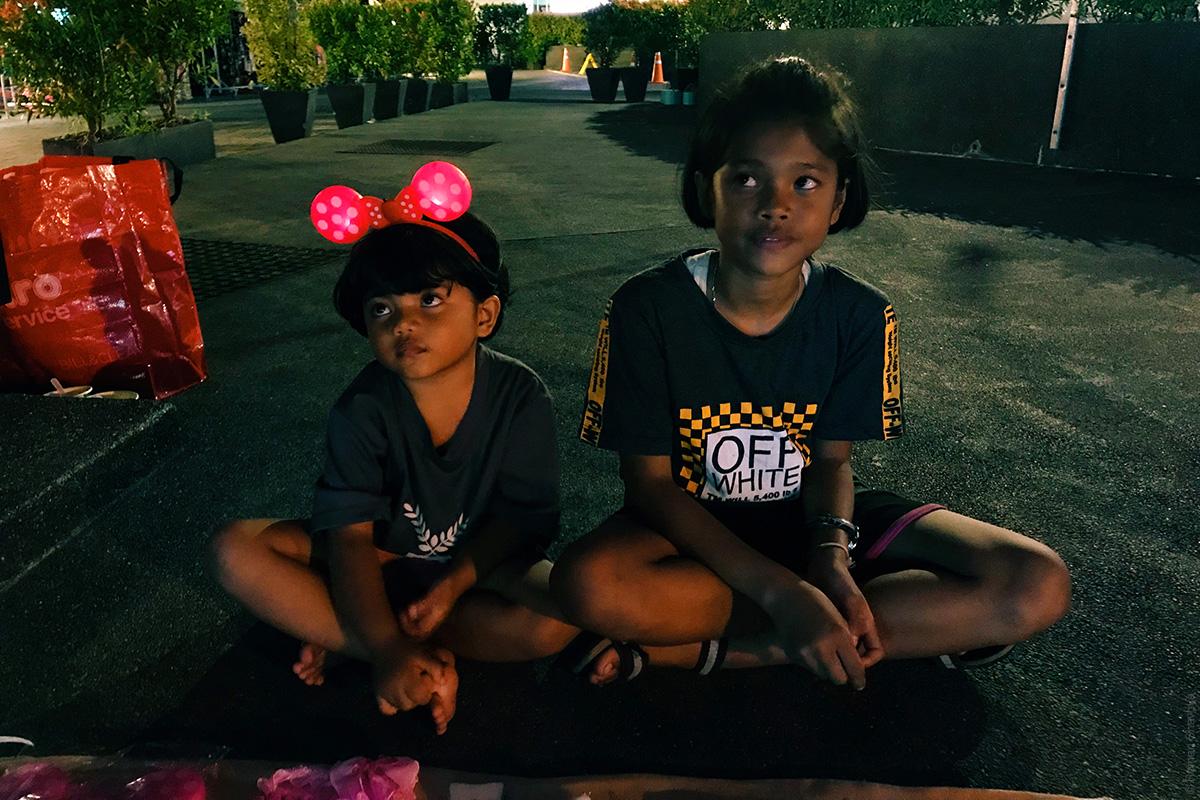 Тайские дети на Пхукете
