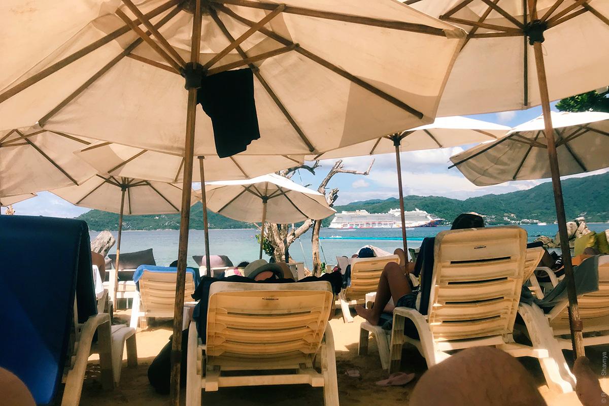 Плохой пляж на Патонге