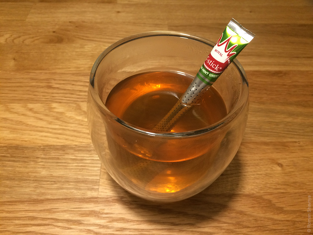 Чайные палочки