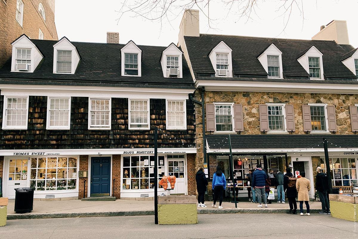 Кафе и рестораны Принстона