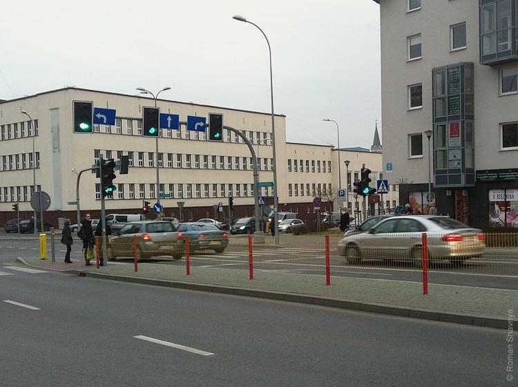 Светофоры в Белостоке