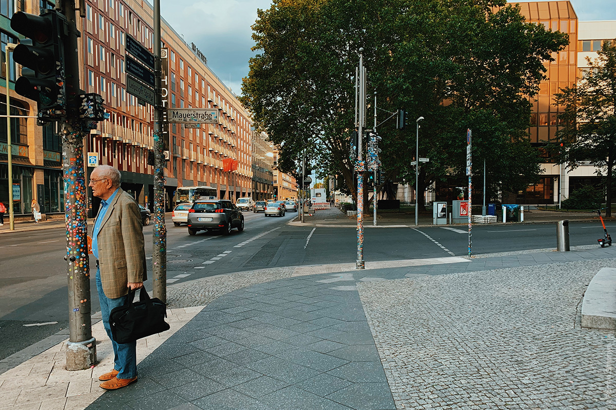 The mess at the crossroads in Berlin