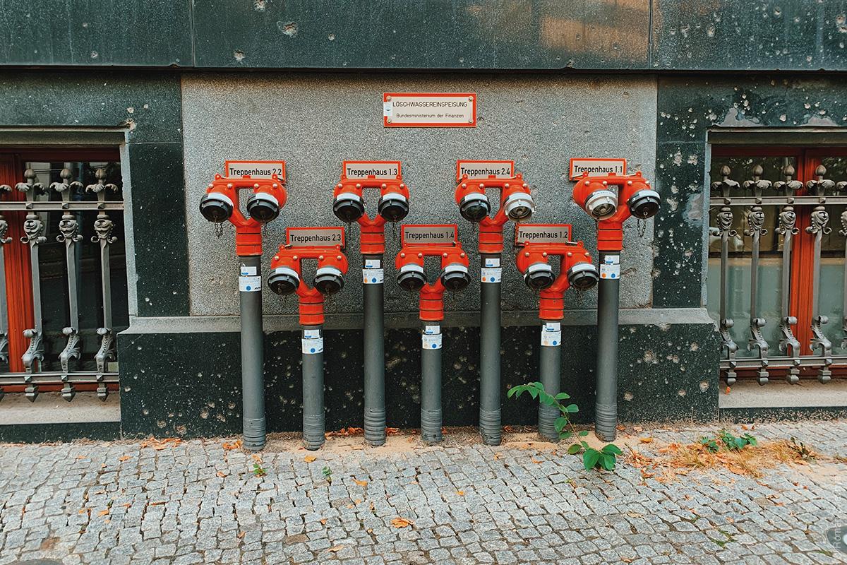 Hydrant in Berlin