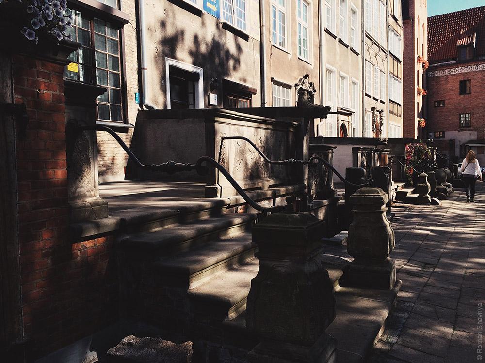 Веранда в Гданьске