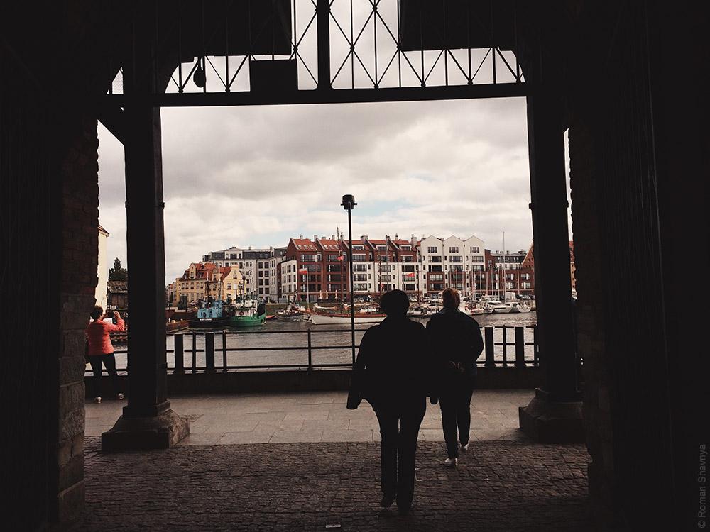 Европейский город Гданьск