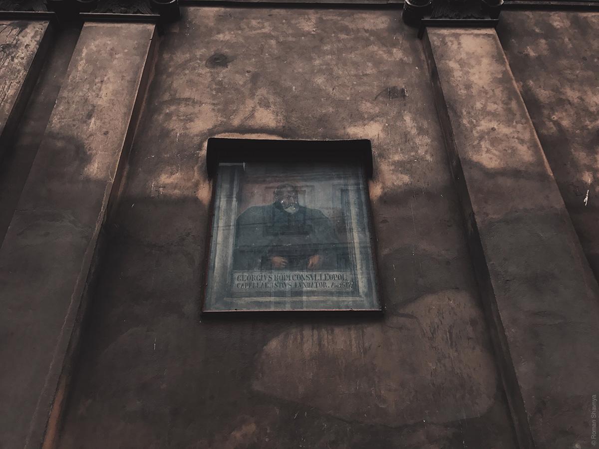 Картины на улице Львова