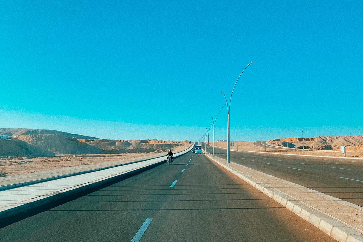 Пустыня Шарм-эль-Шейх
