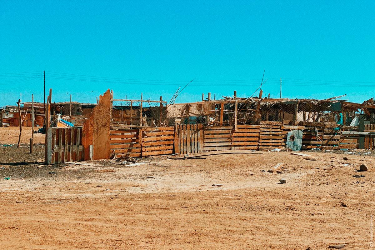 Жилье в пустыне Шарм-эль-Шейх