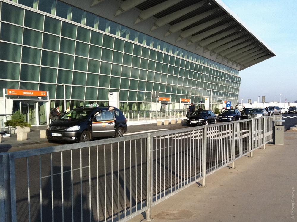 Аэропорт Фредерика Шопена в Варшаве