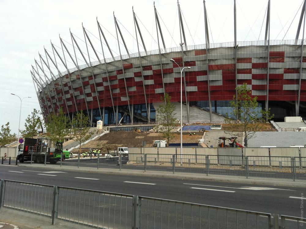 Стадион для Евро-2012
